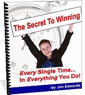 the secret to winning